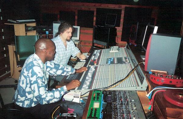 Tanzania - Sound & Motion Studios