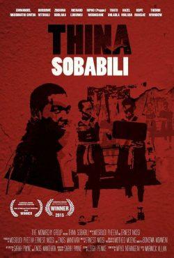 Thina Sobabili The Two of Us (2014)