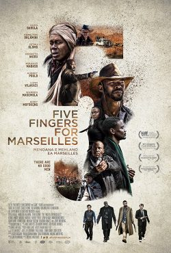 Five Fingers for Marseilles (2017)